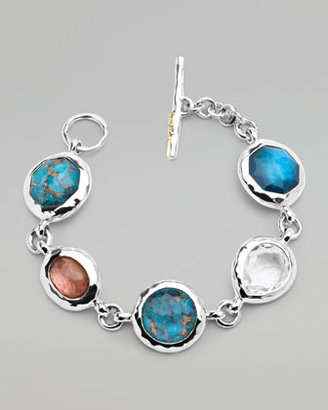 Ippolita Wonderland Multi-Stone Toggle Bracelet