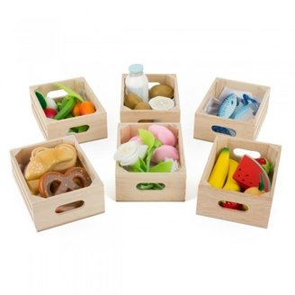 Le Toy Van Market Crate Assortment Set