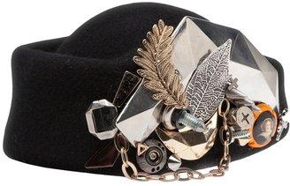 Rather Dapper Embellished hat