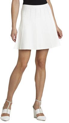 BCBGMAXAZRIA Queeny Paneled Skirt
