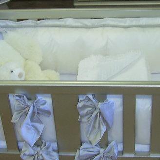 Lulla Smith Manhattan Silk Cradle Bedding