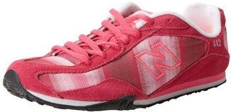 New Balance Women's Wl442 Running Shoe,Pink,5 B US
