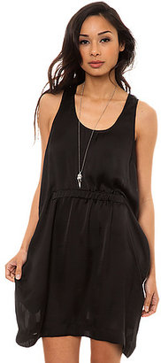 Cheap Monday The Scout Crepe Dress in Black