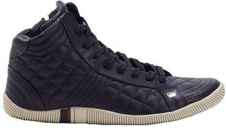 OSKLEN quilted hi-top sneakers