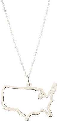 Maya Brenner Designs USA Necklace in Sterling Silver