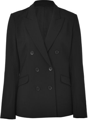 Theory Black Gilda Tailor Blazer