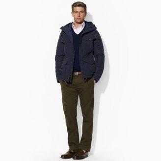Polo Ralph Lauren Garrison Quilted Combat Jacket