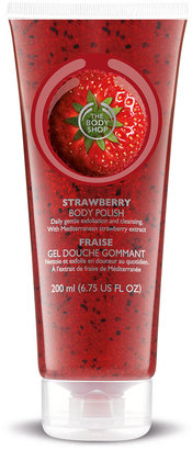 The Body Shop Strawberry Body Polish
