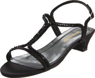 Annie Shoes Women's Deidra T-Strap Sandal