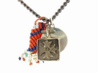 Scosha Practice Love Necklace with Cross Tablet