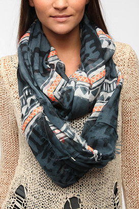 Urban Outfitters Staring At Stars Embellished Eternity Scarf