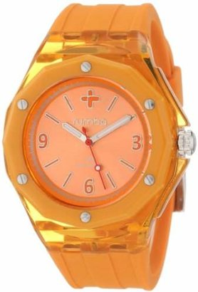 RumbaTime Unisex 19009 Mulberry Fresh Squeeze Modern Stylish Analog Watch