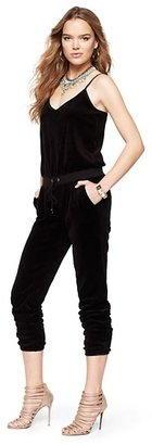 Juicy Couture Jumpsuit in Velour