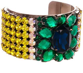 Asos Jewelled Cuff Bracelet