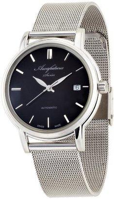 Arca [アルカフトゥーラ FUTURA 腕時計 自動巻き AFOBS-BK-M メンズ
