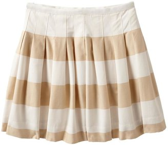 Gap Pleated rugby skirt