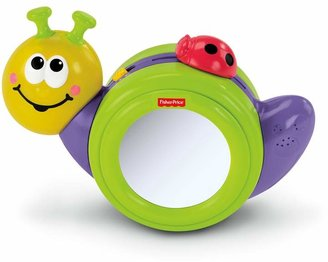 Fisher-Price Go Baby Go! 1-2-3 Crawl-Along Snail