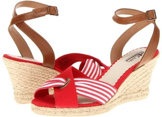White Mountain Cliffs by Sister (Red) - Footwear