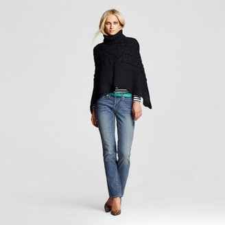 Mossimo Women's Mid-rise Straight Leg Jeans (Modern Fit) - Mossimo $27.99 thestylecure.com