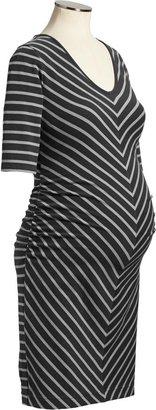 Old Navy Maternity Chevron-Stripe Dresses
