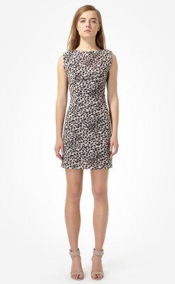 Rebecca Taylor Animal Print Dress