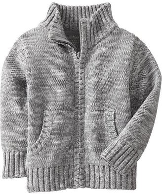 Old Navy Uniform Zip-Front Sweaters for Baby