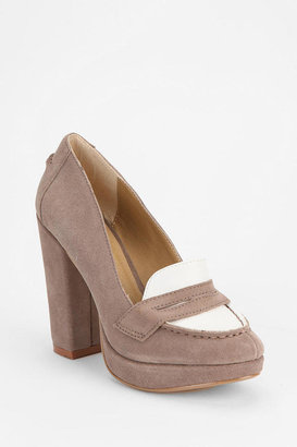 Urban Outfitters Cooperative Saville Platform Loafer