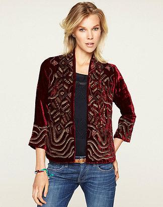 Lucky Brand Emma Beaded Jacket*