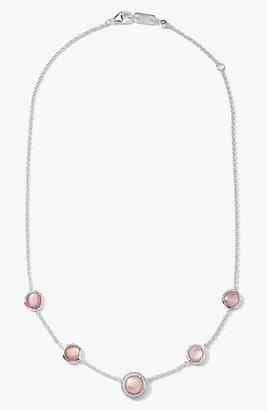Ippolita 'Stella' Diamond & Doublet Station Necklace