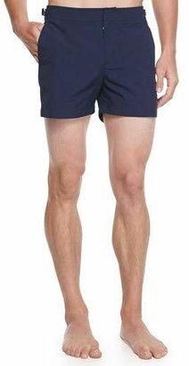 Orlebar Brown Setter Short-Length Swim Trunks, Navy