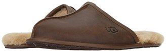 UGG Scuff (Black 1) Men's Slippers