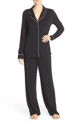 Women's Nordstrom Lingerie Moonlight Pajamas $65 thestylecure.com