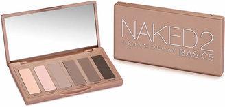 Urban Decay Naked2 Basics Eyeshadow Palette $29 thestylecure.com