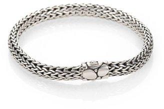 John Hardy Kali Sterling Silver Small Chain Bracelet