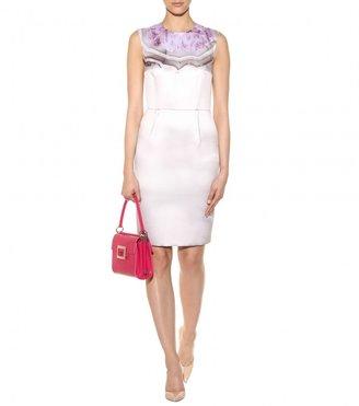 Roger Vivier Miss Viv patent-leather shoulder bag