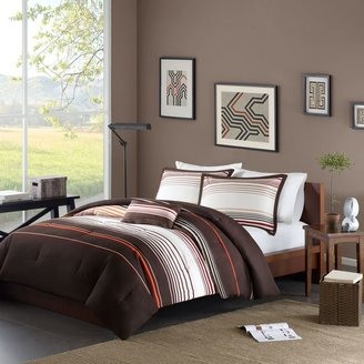 Grayson 4-Piece Full/Queen Comforter Set