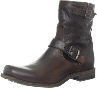 Frye Men's Smith Engineer BootDark Brown7.5 M US