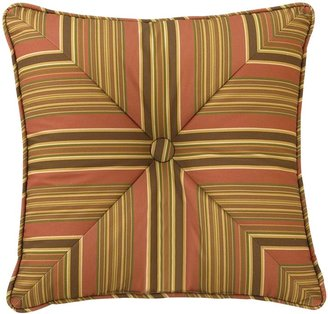 Waverly Grand Bazaar Square Striped Accent Pillow, 20""