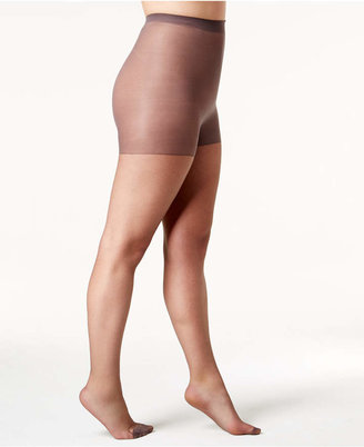 Hanes Plus Size Sheer Absolutely Ultra Sheer with Control Top Hosiery 00P30