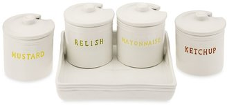 Williams-Sonoma Barbecue Condiment Jars