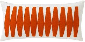 DwellStudio Otto Tangerine Decorative Pillow
