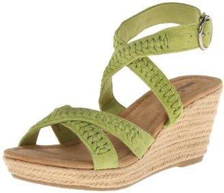 Minnetonka Women's Haley Wedge Sandal