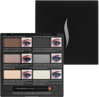Sephora Pro Lesson Palette: Smoky Eyes