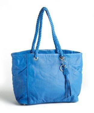 Marc New York ANDREW MARC Freddi Leather Tote Bag