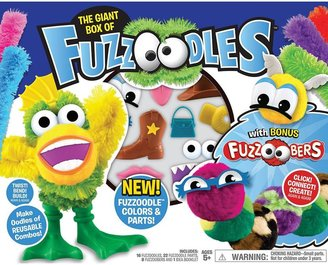 Fuzzoodles & fuzzoobers big box by ideal