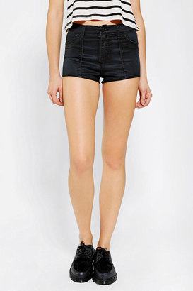 Urban Outfitters Neon Blonde Strut High-Rise Short