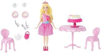 Barbie The Princess and The Popstar Mini-Doll Scene Tori Doll