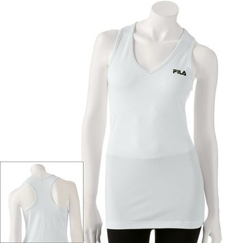 Fila sport ® core essential cold hand racerback performance tank