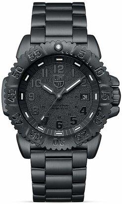 Luminox Navy SEAL Steel Colormark 3152 Watch, 44mm $575 thestylecure.com