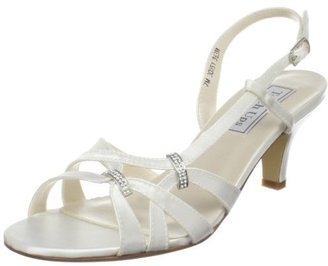Touch Ups Women's Donetta Leather Slingback Sandal